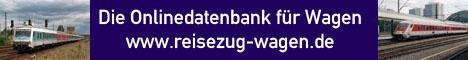 Banner: Wagendatenbank Online